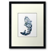 Fish - Alaskan Animals Collection Framed Print