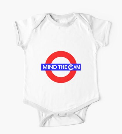 Mind the Cam One Piece - Short Sleeve