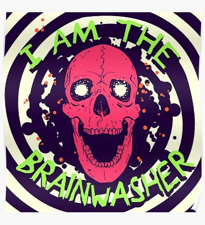 THE BRAINWASHER Poster