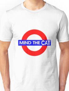 Mind the Cat Unisex T-Shirt