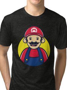 Super Mario Tri-blend T-Shirt