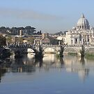 The View from Ponte Umberto by lissygrace
