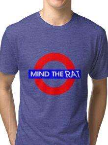 Mind the Rat Tri-blend T-Shirt