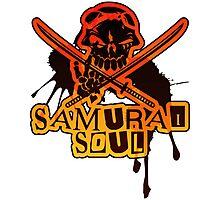 SAMURAI_SOUL Photographic Print