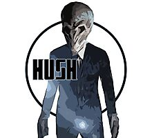 Dr Who - Hush (Silence) Photographic Print