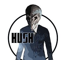 Dr Who - Hush (Silence) by appfoto