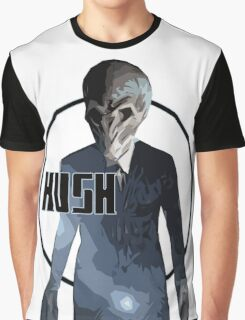 Dr Who - Hush (Silence) Graphic T-Shirt