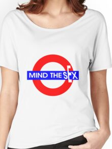 Mind the Sex Women's Relaxed Fit T-Shirt