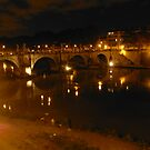 Ponte Sant'Angelo by lissygrace