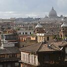 Views Over Rome by lissygrace