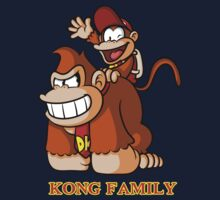 Donkey Kong Kids Clothes