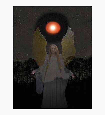 Spiritual Light Photographic Print