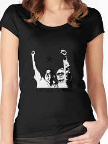 Hasta la Victoria! Women's Fitted Scoop T-Shirt