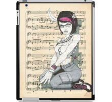 Military Maven iPad Case/Skin