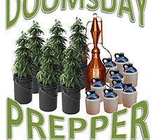 DOOMSDAY PREPPER by Scott Green