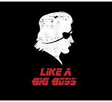 Metal Gear - Like a Big Boss Photographic Print