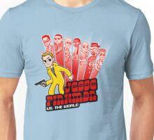 Jesse Pinkman vs. the world! Unisex T-Shirt