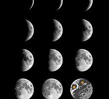 Majora's Moon - Legend of Zelda by Bendragon
