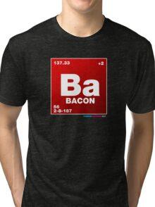 Bacon Element Tri-blend T-Shirt