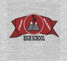 Twin Peaks High School by xFrasexwardx