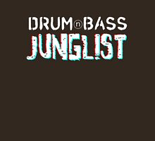 Drum&Bass/Junglist 3D Unisex T-Shirt