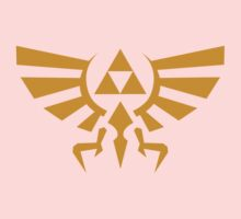 Zelda Triforce Kids Clothes