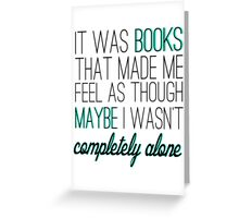 The Infernal Devices - Books #2 Greeting Card