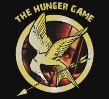 The Hunger Games T-Shirts & Hoodies by mike desolunk