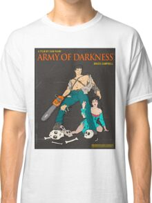 Army Of Darkness Brown Classic T-Shirt