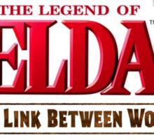 The Legend of Zelda: A Link Between Worlds Sticker