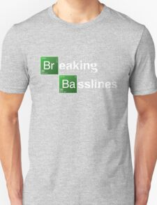 Breaking Bad/Basslines  Unisex T-Shirt