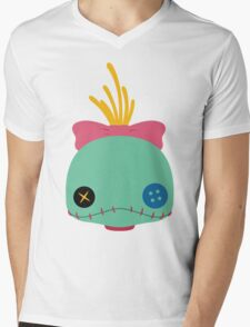 Scrump Mens V-Neck T-Shirt