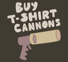 Buy T-Shirt Cannons by MedukaMeguca