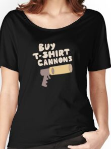 Buy T-Shirt Cannons Women's Relaxed Fit T-Shirt