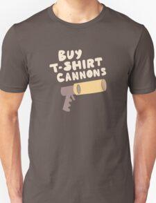 Buy T-Shirt Cannons Unisex T-Shirt