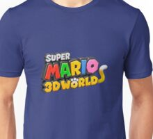 Super Mario 3D World Unisex T-Shirt