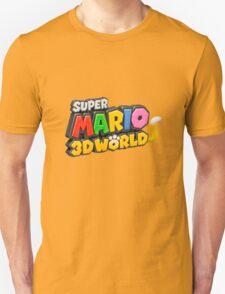 Super Mario 3D World T-Shirt