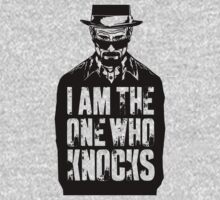 I am the one who knocks by AVirileEgo