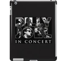BILLY JOEL GREAT TOUR 2016 iPad Case/Skin