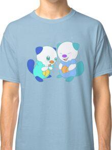 Hey, you look different! ( Oshawott ) Classic T-Shirt