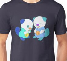 Hey, you look different! ( Oshawott ) Unisex T-Shirt