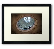 There's a Hole in My Ceiling || Glasgow City Chambers, Glasgow  Framed Print
