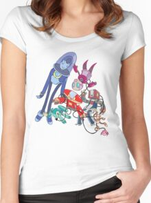 Robot Parade Women's Fitted Scoop T-Shirt