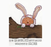 Teemo Bunny League Of Legends - Tee by haewee