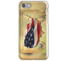 US Map iPhone Case/Skin