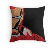 The Genius Throw Pillow
