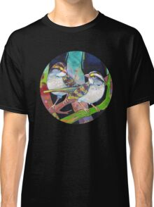 White-throated sparrows Classic T-Shirt