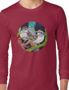 White-throated sparrows Long Sleeve T-Shirt