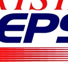 Crystal Pepsi Sticker