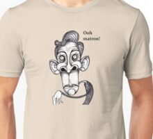 Kenneth Williams Unisex T-Shirt